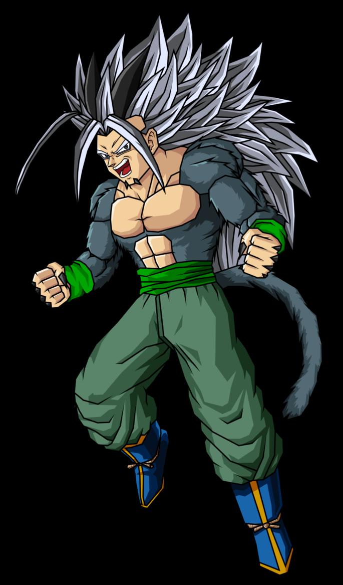 Image - Xicor ssj5   Ultra Dragon Ball Wiki   FANDOM ...  Image - Xicor s...