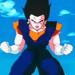 Vegeta you have broken a rule by saying