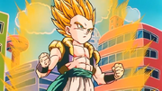 Gotenks in Fusion Reborn