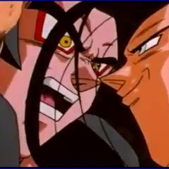 Super 17 vs. Goku