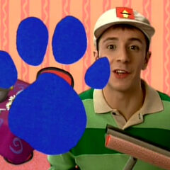 Dammit! I told blue to stop leaving paw prints on the screen! WHEN I FIND HIM IM GONNA-