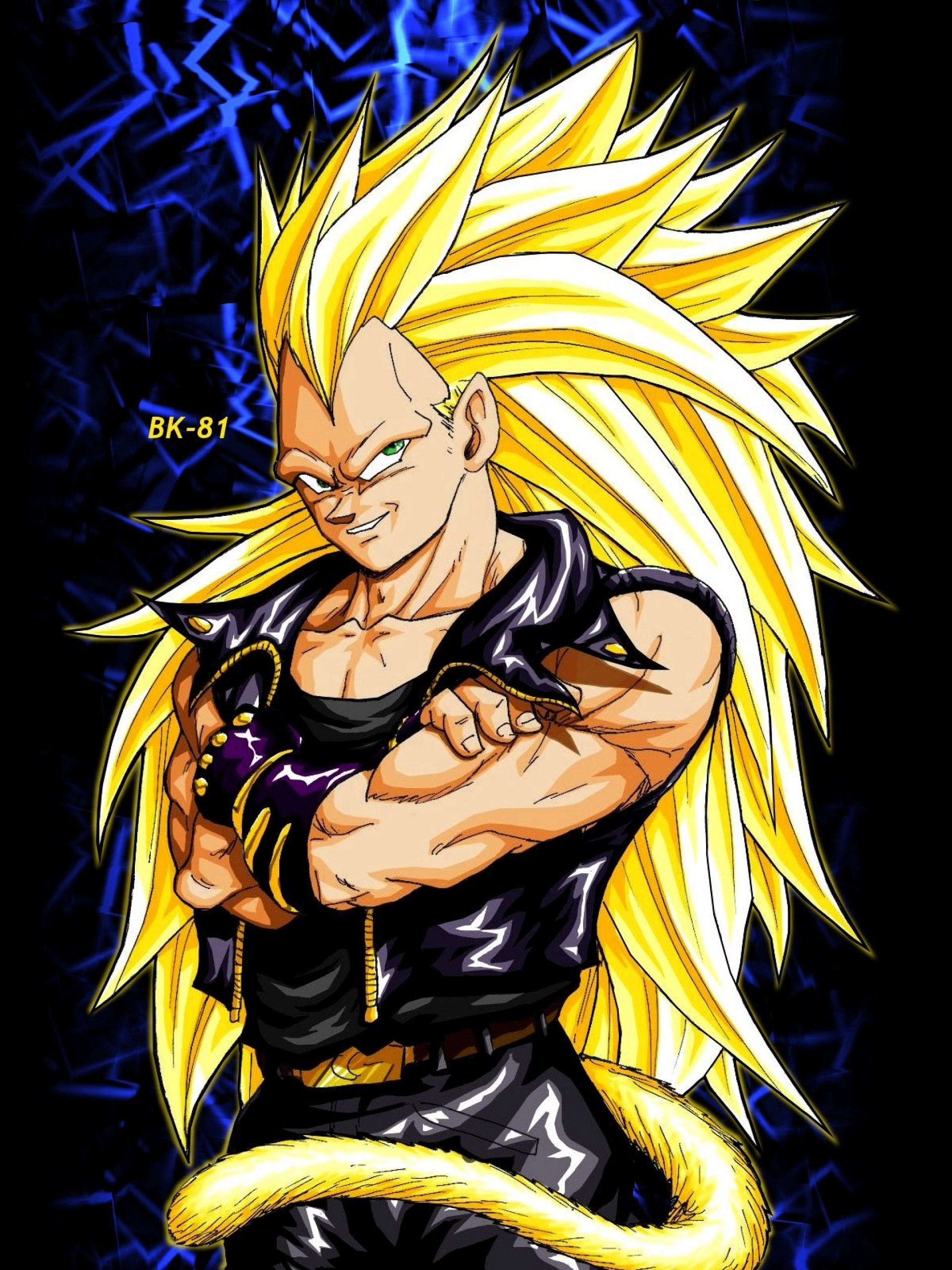 New super saiyan ultra dragon ball wiki fandom powered - Goku 5 super saiyan ...