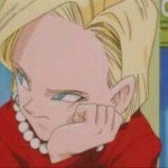 Android 18 in <i>Dragon Ball GT</i>