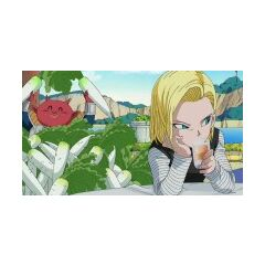Android 18 in <i>Dragon Ball: Yo! Son Goku and His Friends Return!!</i>