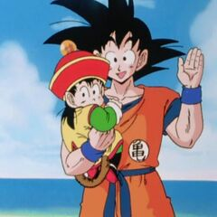 Oh Hi Jeice... Me and Gohan were looking at Beach Babes!