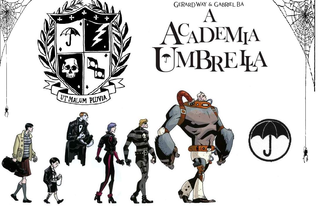Image result for umbrella academy
