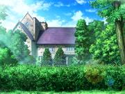 Hidden mansion