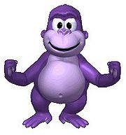 Bonzi buddy monkey