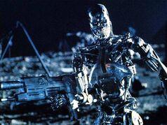 Terminator-robot