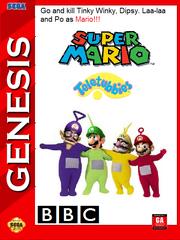 Super Mario Teletubbies