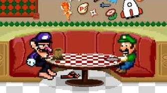 Luigi Meets Waluigi