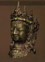 File:Gilded Bodhisattva Statue.PNG