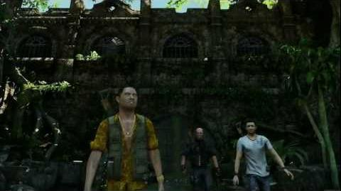 UNCHARTED 3 Drake's Deception™ - Fort Co-op Adventure trailer