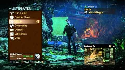 UNCHARTED 3 Drake's Deception™ - Patch 1