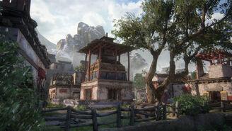Uncharted Bounty Hunters DLC screenshot -4