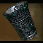 Silver Inca Cup
