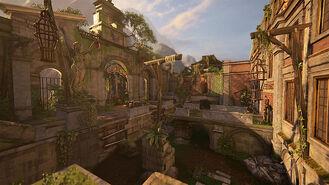 Sunken Ruins