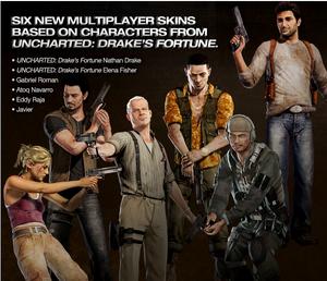 Drake's Fortune Multiplayer Pack