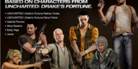 Drake's Fortune Multiplayer Pack