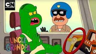 Uncle Grandpa Mr. Gus' New Face Cartoon Network-0