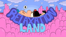 Relaxation Land Title Card HD