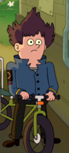 Bike Warrior Kid 1