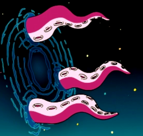 uncle grandpa black hole - photo #1