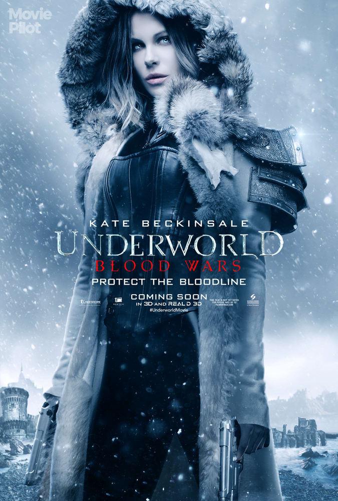 Underworld: Blood Wars / Подземен свят: Кървави войни (2016)