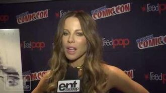 Kate Beckinsale Is Still Learning To Kick-butt