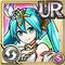 Gear--Future- Crystal Miku Icon