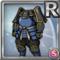 Gear-Blue Samurai Armor Icon
