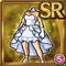 Gear-White Wedding Dress Icon