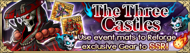 Event-The Three Castles