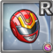 Gear-Red Uni Ranger Mask Icon