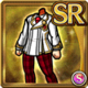 Gear-White School Outfit (M) Icon