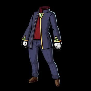 Gear-Gendo's Clothes Render