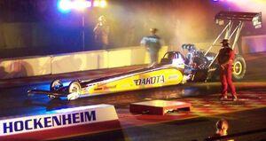 Nitrolympics TopFuel 2005