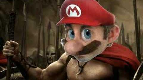 Mario has a Sparta Remix