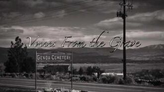 Real Ghosts of Genoa NV Part ll