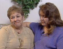 Sue and virginia