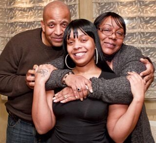 Carlina-white-with-parents