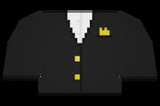 Tuxedo Top Gold
