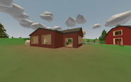 Shelton Farm - brown house