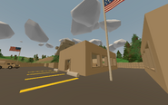 Olympia Military Base - building 2