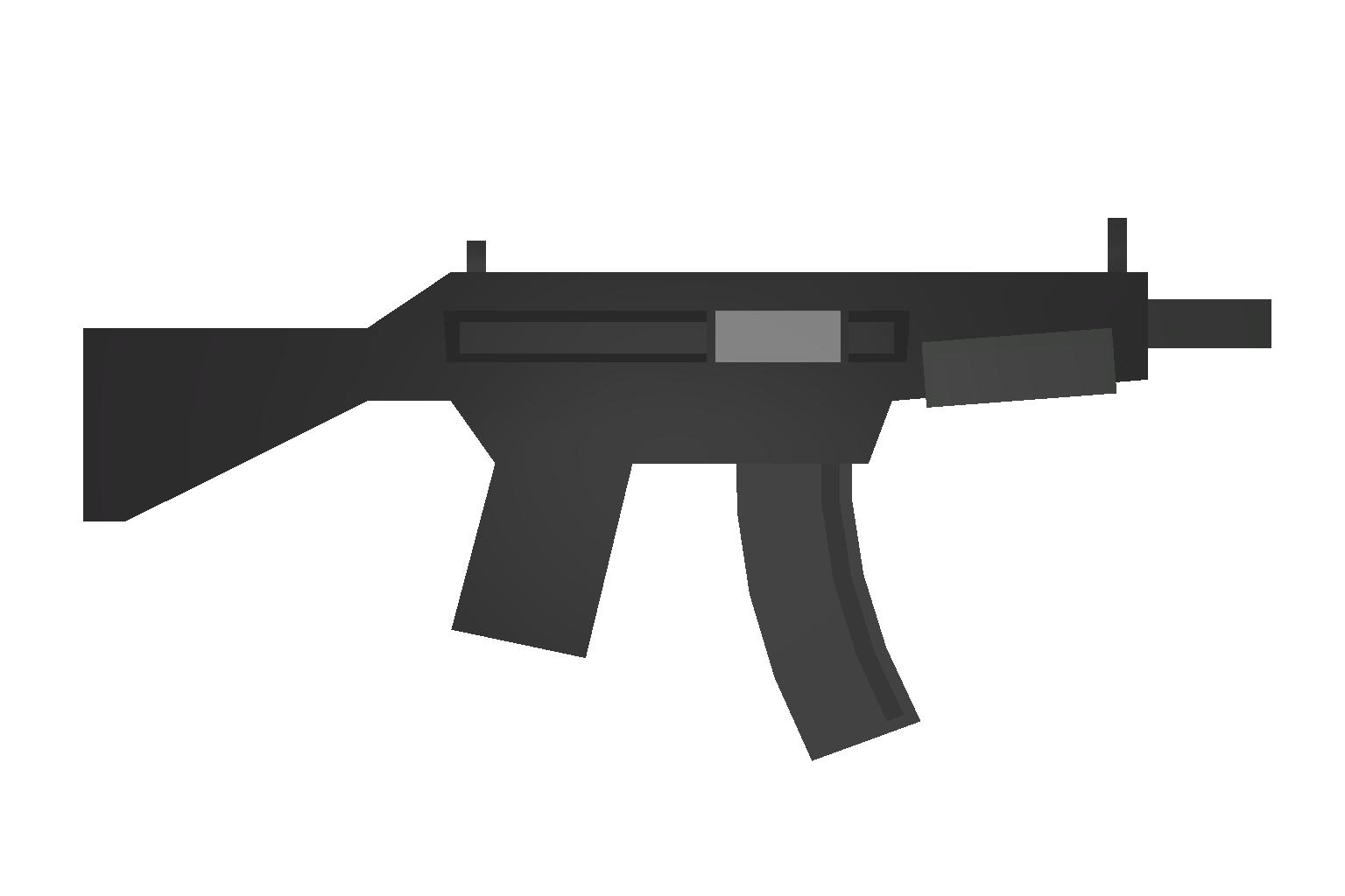 unturned heavy machine gun