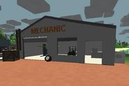 Mechanic front