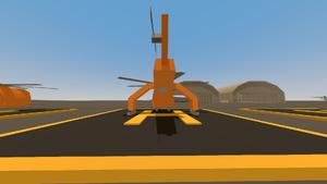 Skycrane- back