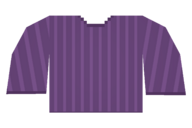 Plaid Purple Dark Shirt