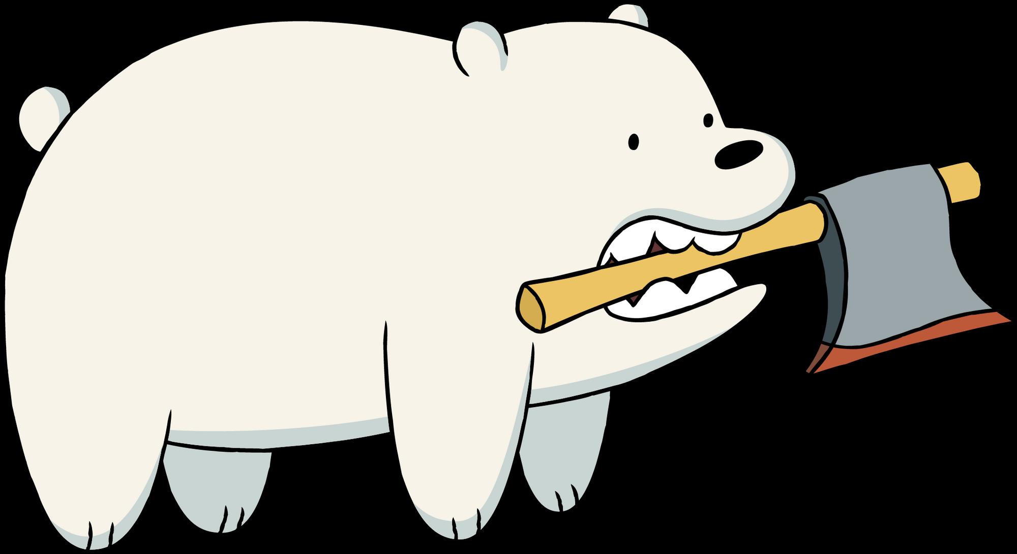 Polar Escandalosos Png Oso Panda Kawaii Png Dibujos Para Colorear
