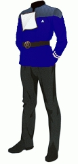 Uniform dress blue cadet3